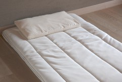 五層式敷き布団