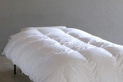 非公開: スタンダードクラス羽毛布団