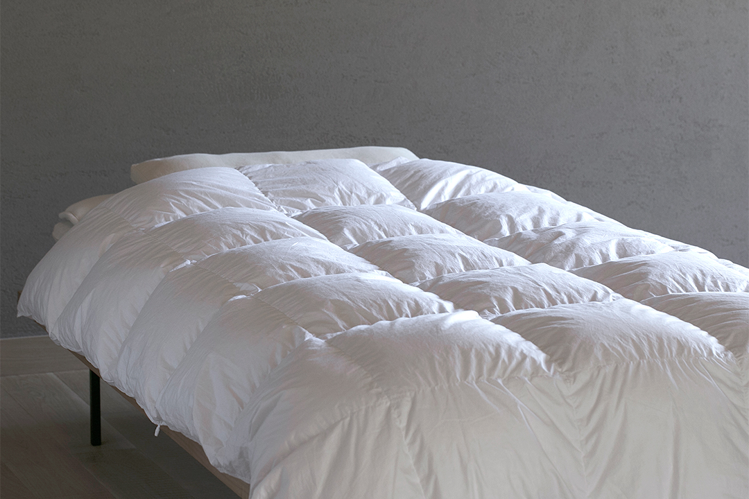 ファーストクラスリミテッド羽毛布団