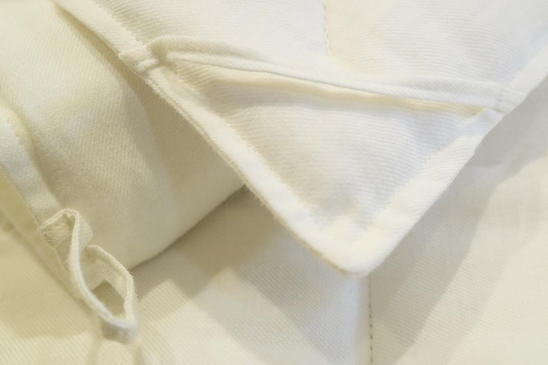 ウォッシャブルシルク肌掛け布団