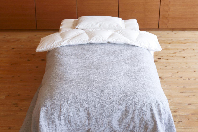 BASKET(バスケット)ベッドスプレッド